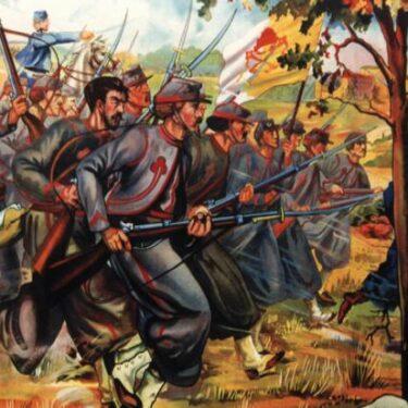 """Afbeelding van """"Workumers in het regiment Zouaven"""""""