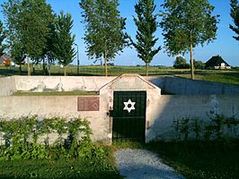 """Afbeelding van """"Joodse begraafplaats"""""""