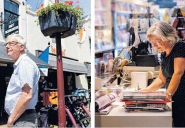 """Foto bij het artikel: """"Alleroudste boekhandel van Nederland staat in Workum en zoekt een nieuwe eigenaar"""""""