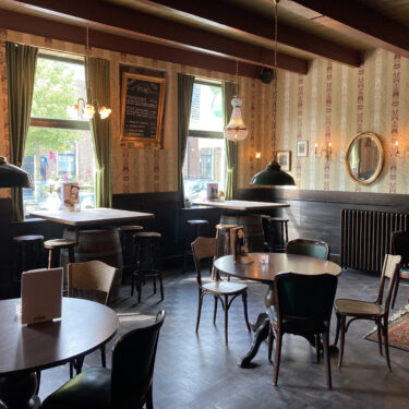 "Afbeelding van ""Café Restaurant & Pizzeria Noardeinde, alias Peter's Pizza!"""