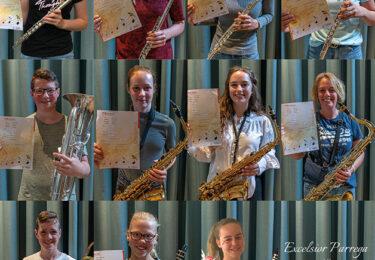 """Foto bij het artikel: """"Muzikaal talent…"""""""