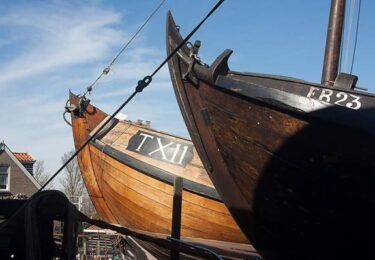 """Foto bij het artikel: """"Een nieuw vlaggenschip"""""""