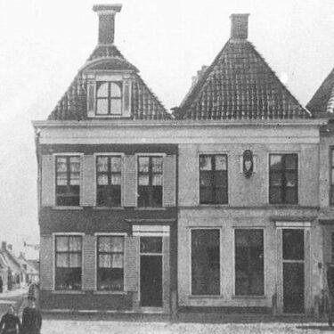 """Afbeelding van """"Hotel de Gulden Leeuw"""""""