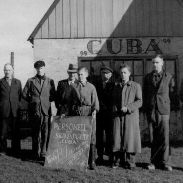 """Afbeelding van """"Sigarenfabriek Cuba van Riemersma"""""""