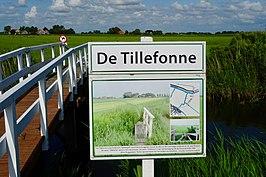 """Afbeelding van """"Tillefonne"""""""