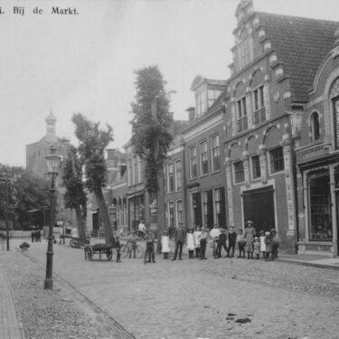 "Afbeelding van ""Noard omstreeks 1905"""