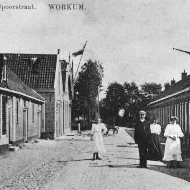 """Afbeelding van """"Spoorstraat"""""""